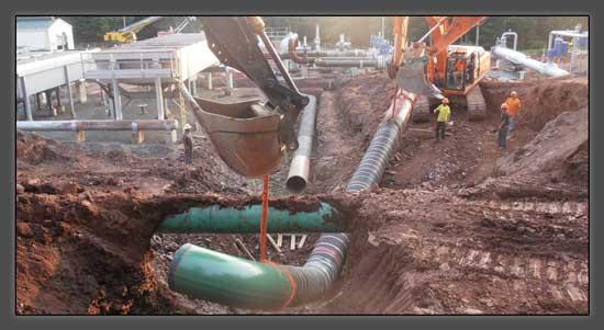 Pipeline Construction